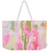 Pink N Glam Weekender Tote Bag