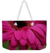Pink Petals Weekender Tote Bag