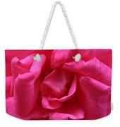 Pink Rose 01 Weekender Tote Bag