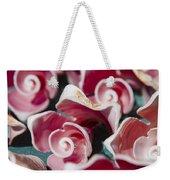 Pink Sea Shells On Cozumel Weekender Tote Bag