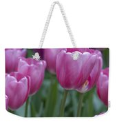 Pinks And Purples Weekender Tote Bag