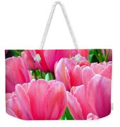 Pinks My Color Weekender Tote Bag