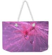 Pinky Dream Weekender Tote Bag