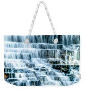 Pinnacle Lake Dam Weekender Tote Bag