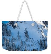 Pinnacle Peak Winter Glory Weekender Tote Bag