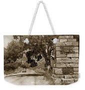 Pinnacles National Monument California Circa 1946 Weekender Tote Bag