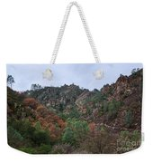 Pinnacles National Park Weekender Tote Bag