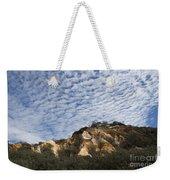Pinnacles Of Fraser Island Weekender Tote Bag by Linda Lees
