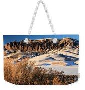 Pinnacles Sunset Weekender Tote Bag