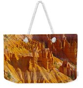Pinnicles At Sunset Point Bryce Canyon National Park Weekender Tote Bag