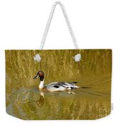 Pintail Duck Weekender Tote Bag