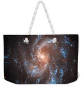 Pinwheel Galaxy Weekender Tote Bag
