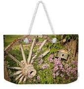 Pioneer Blossoms - Casper Wyoming Weekender Tote Bag