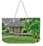 Pioneer Cabin 21 Weekender Tote Bag