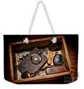 Pioneer Keepsake Box Weekender Tote Bag