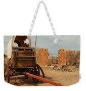 Pionner Wagon Weekender Tote Bag