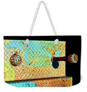 Pipe Box Weekender Tote Bag