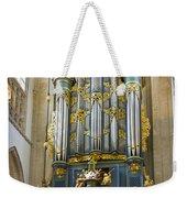 Pipe Organ In Breda Grote Kerk Weekender Tote Bag