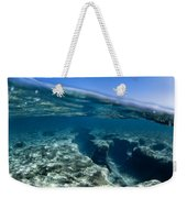 Pipe Reef. Weekender Tote Bag