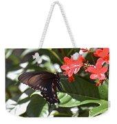 Pipevine Swallowtail IIi Weekender Tote Bag
