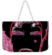 Pippas Pink Beauty Mark Weekender Tote Bag