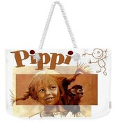 Pippi Longstocking - Fan Version Weekender Tote Bag