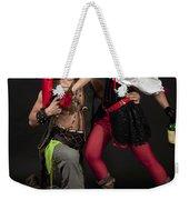 Pirate Couple 1 Weekender Tote Bag