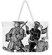 Pirate Henry Every, 1725 Weekender Tote Bag
