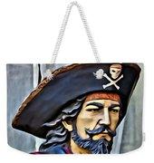 Pirate Man Weekender Tote Bag
