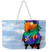 Pirate Parrot Pegleg Pete Weekender Tote Bag