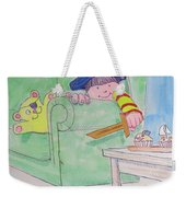 Pirate Poster For Kids Weekender Tote Bag