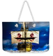 Pirates Weekender Tote Bag by Bob Orsillo