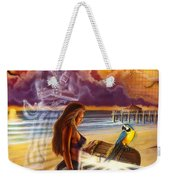 Pirates Chest Weekender Tote Bag