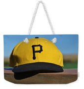 Pirates Go The Distance Weekender Tote Bag