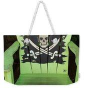 Pirates Only Weekender Tote Bag