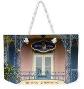 Pirates Signage New Orleans Disneyland Weekender Tote Bag