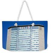 Pirelli Building Weekender Tote Bag
