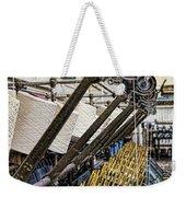 Pirn Winding Machine Weekender Tote Bag