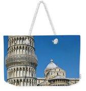 Pisa Italy Weekender Tote Bag