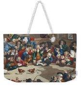 Pit Ticket, 5th November 1759 Weekender Tote Bag