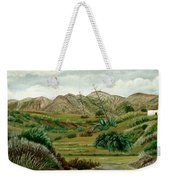 Pitas' Path Weekender Tote Bag