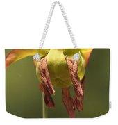 Pitcher Plant Flower Weekender Tote Bag