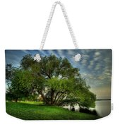 Pithers Willow Weekender Tote Bag