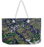 Pitres And Capilerilla From The Air Weekender Tote Bag