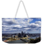 Pittsburgh After The Storm Weekender Tote Bag