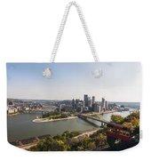 Pittsburgh Weekender Tote Bag