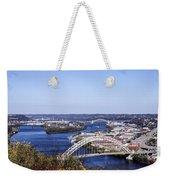 Pittsburgh North Weekender Tote Bag
