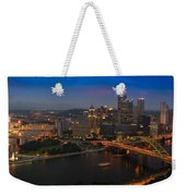 Pittsburgh Pa Weekender Tote Bag