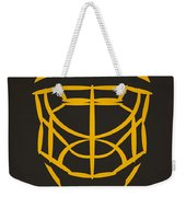 Pittsburgh Penguins Goalie Mask Weekender Tote Bag