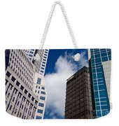 Pittsburgh Skyscrapers Weekender Tote Bag